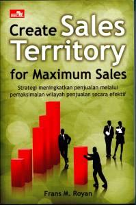 BUKU SALES TERRITORY MANAGEMENT PERTAMA DI INDONESIA