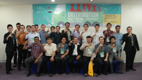Seminar Distribution & Pricing Strategy